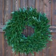 fraser fir wreaths